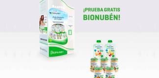 Muestras gratis de Bionubén con Samplia