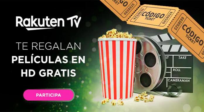 Próxima a ti y Rakuten Tv regalan películas gratis sin sorteos
