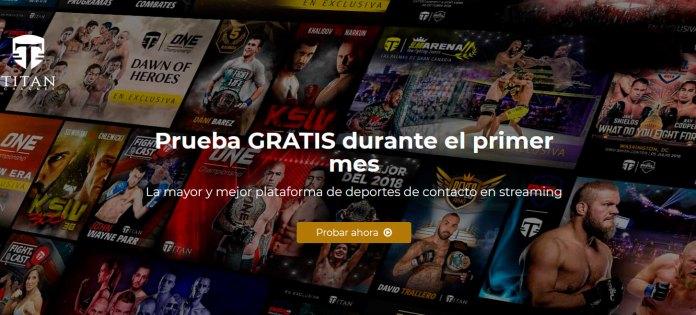 Prueba gratis Titan Channel