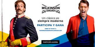 Gana premios con Wilkinson Sword