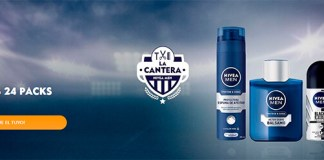 Nivea Men sortea 24 packs Debut