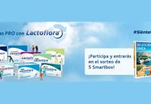 Lactoflora sortea 5 Smartbox de Momentos Mágicos