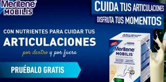 10.000 muestras gratis de Meritene Mobilis