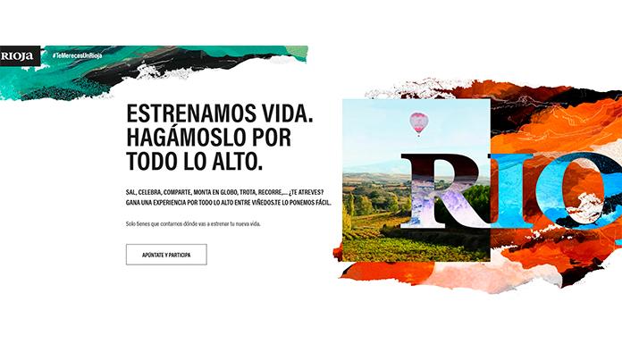 Consigue una experiencia entre Viñedos con Rioja