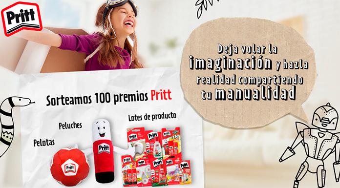 En Tu Casa Club sortean 100 premios Pritt