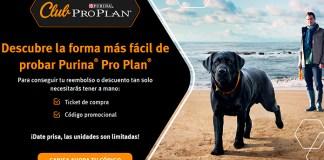 Llévate un regalo de bienvenida con Club Purina Pro Plan