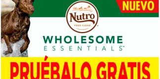 Prueba gratis Nutro Wholesome Essentials