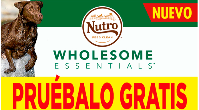 Prueba gratis Nutro Wholesome Essentials