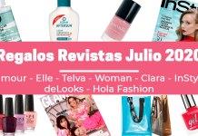 Regalos Revistas Julio 2020