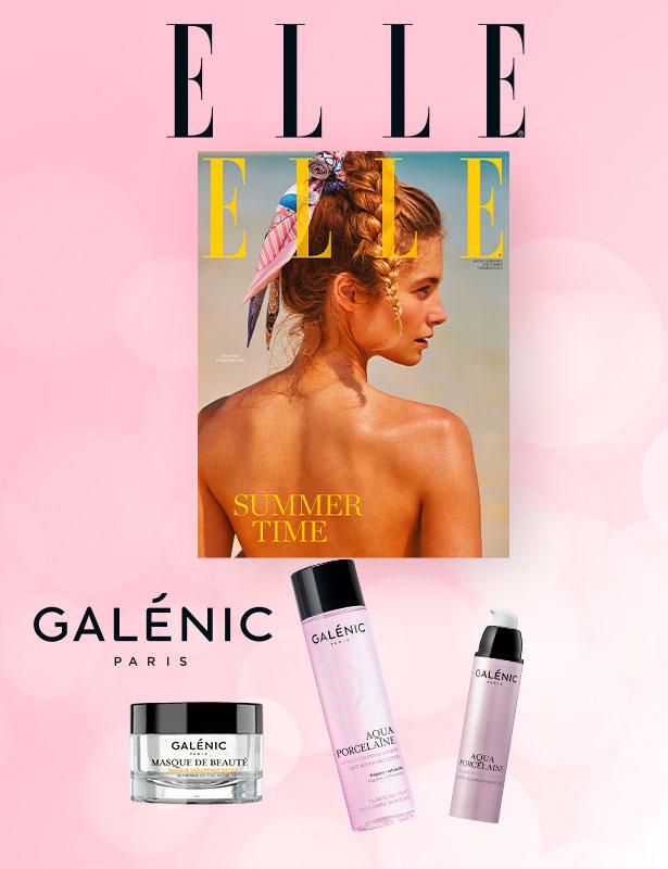 Regalos revista Elle por suscripción agosto 2020