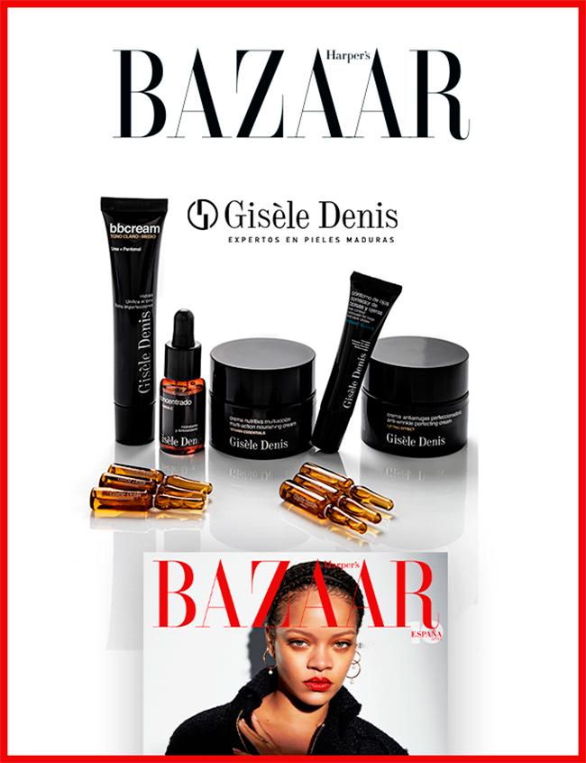 Regalos Revista Harper' Bazaar por suscripción Septiembre 2020