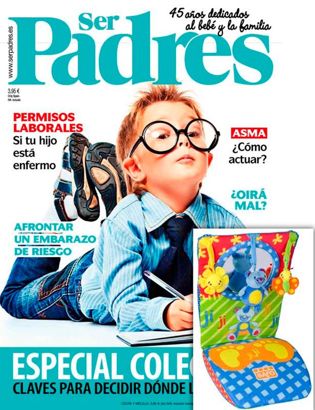 Regalos Revista Ser Padres por suscripción Septiembre 2020