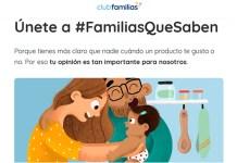 Prueba gratis Blemil y Imunoglukan con Club Familias