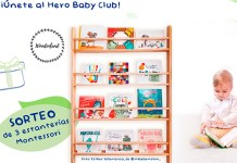 Hero Baby Club sortea 3 estanterías Montessori