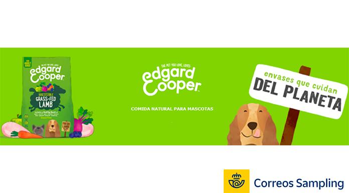 Muestras gratis de Edgard & Cooper con Correos Sampling