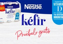 Prueba gratis Kéfir de Nestlé