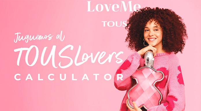 Consigue la nueva fragancia LoveMe de Tous
