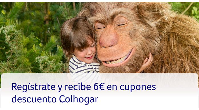 Llévate 6 € en cupones descuento Colhogar