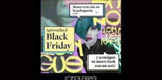 Descuentos en Llongueras este Black Friday