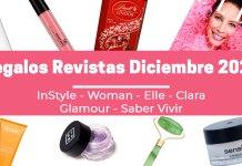 Regalos Revistas Diciembre 2020
