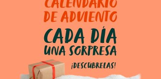 Calendario de Adviento Juver 2020
