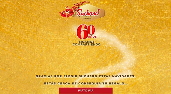 Disfruta de una experiencia gratis con Suchard