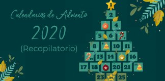 Calendarios de Adviento 2020