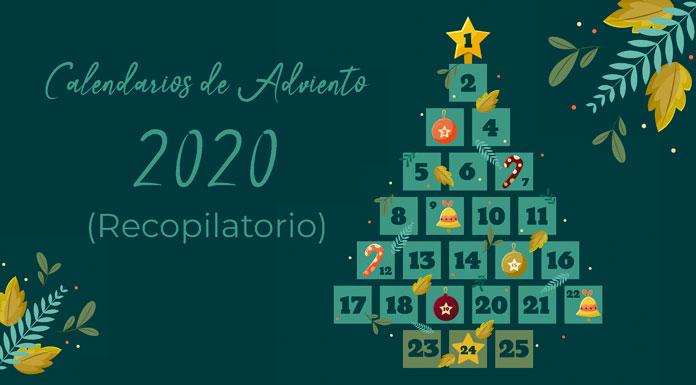 Calendarios de Adviento 2020