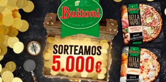 Gana 5.000 euros con Buitoni Bella Napoli