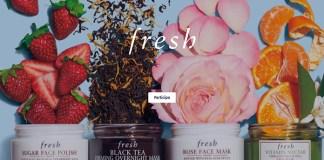 Prueba gratis la marca de cosmética natural fresh
