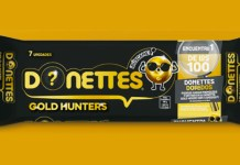 Gana premios con Donettes Gold House