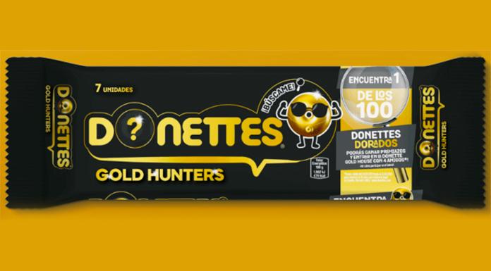 Gana premios con Donettes Gold House