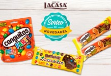 Lacasa sortea 5 packs de Lacasitos y Conguitos
