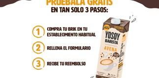 Prueba gratis Yo Soy Barista Avena