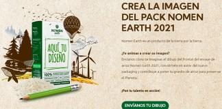 Concurso de diseño Nomen Earth 2021