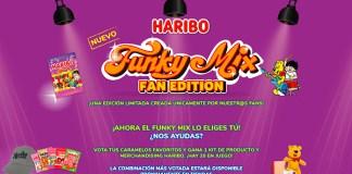 Gana un kit de productos Haribo