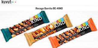Recoge Barrita Be-Kind gratis con Kuvut