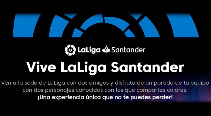 Vive LaLiga Santander gratis