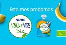 Voces Nestlé Bebé sortea 300 lotes de Naturnes Bio