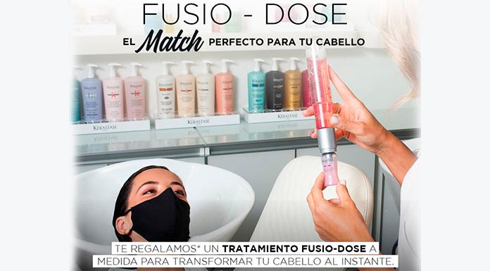 Disfruta gratis de un tratamiento Fusio - Dose