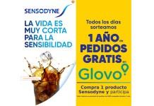 Glovo gratis con Sensodyne