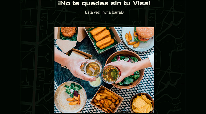 Regalan 20 tarjetas Visa de 35 € cada una