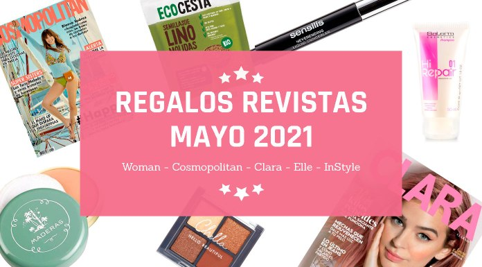 Regalos Revistas Mayo 2021