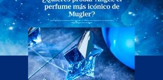 Muestras gratis de Angel de Mugler