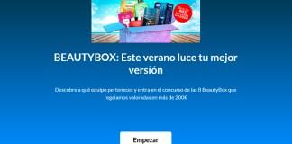 Próxima a ti regala 8 BeautyBox
