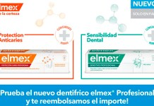 Prueba gratis Elmex Profesional