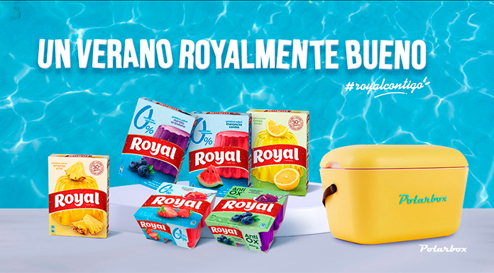 Royal sortea una nevera polarbox diaria