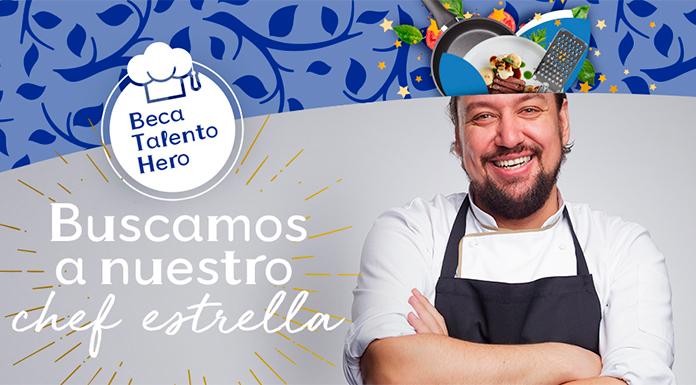 Consigue una beca en MOM Culinary Institute con Hero