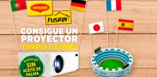 Maggi Fusian sortea 30 proyectores