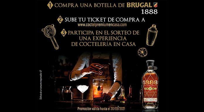 Sorteo de una experiencia con Brugal 1888